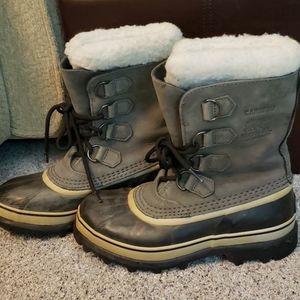Women's Sorel Winter Boots Size 7